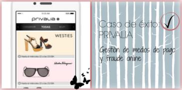 Caso Privalia: gestión de medios de pago y fraude online