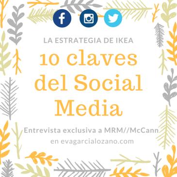10 Claves del Social Media Ikea
