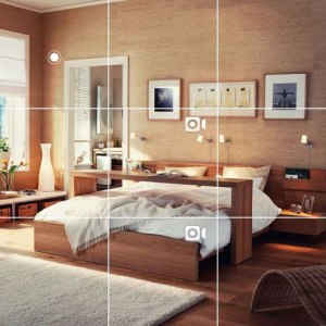 instragram piso ikea dormitorio matrimonio