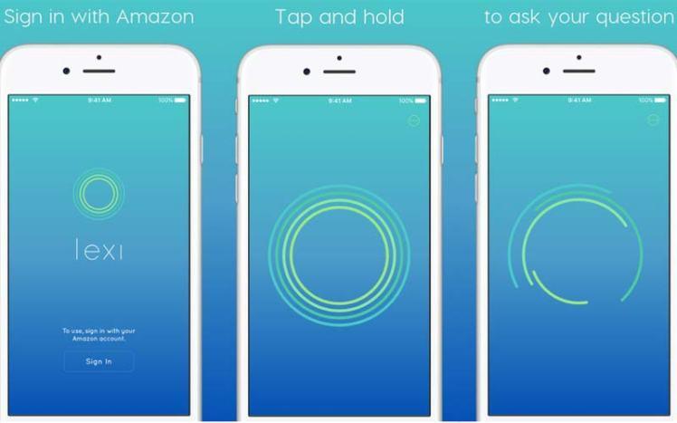 Alexa de Amazon compra por voz