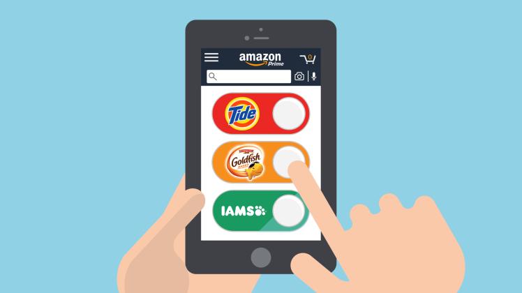 Dash bottoms Amazon movil